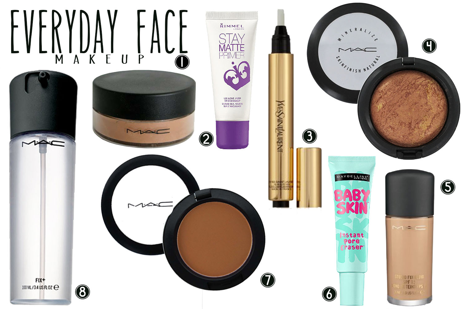 Everyday Makeup for Dark Skin