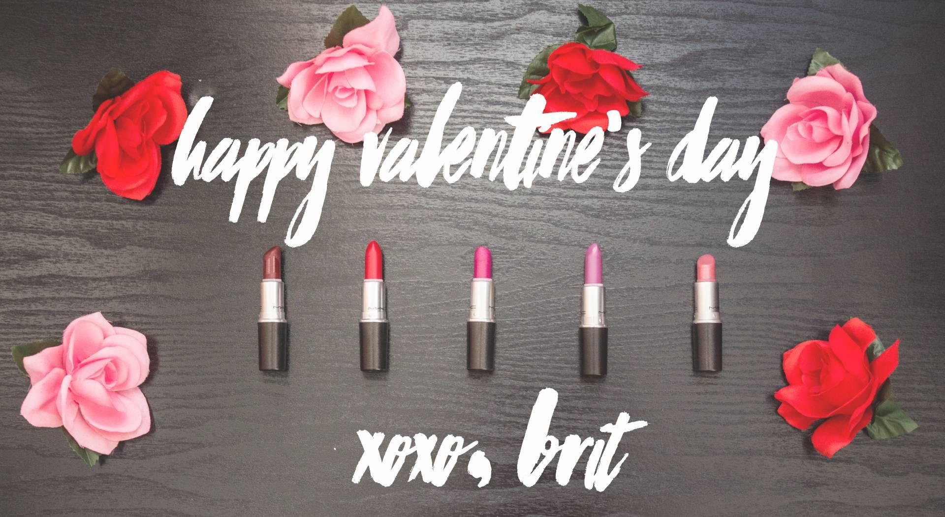 valentine's day lipstick