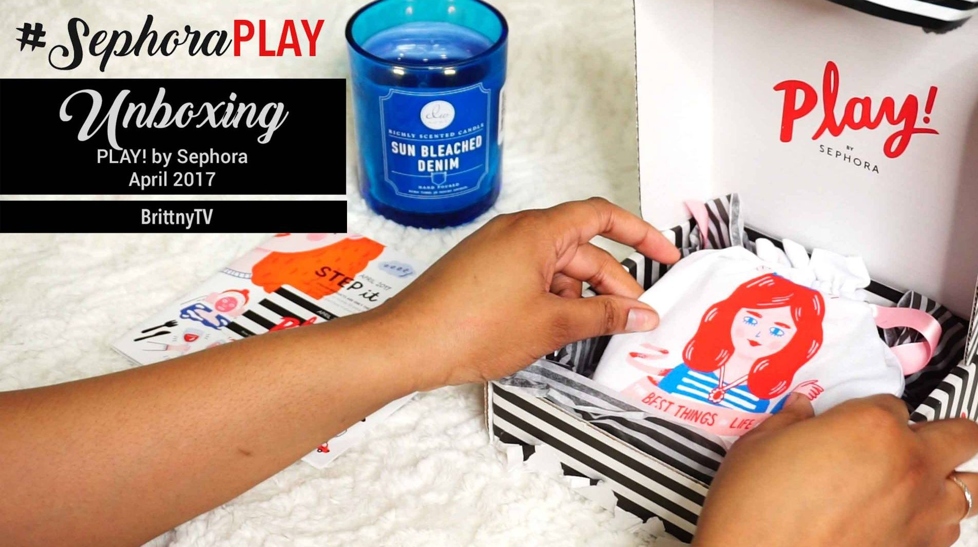 April Play by Sephora Review 2017