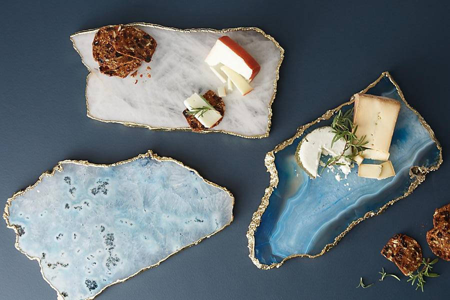 agate cheese board gifts for home chefs