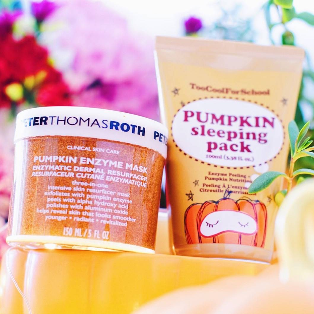 benefits of pumpkin in skin care for fall