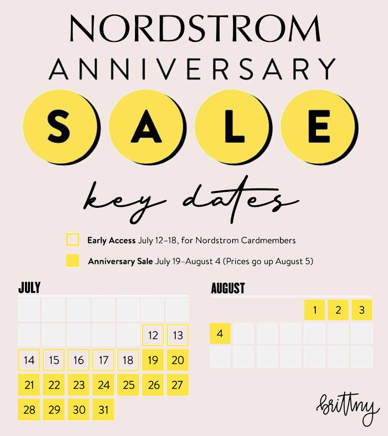 nordstrom anniverasary sale 2019 key dates and top career curvy picks