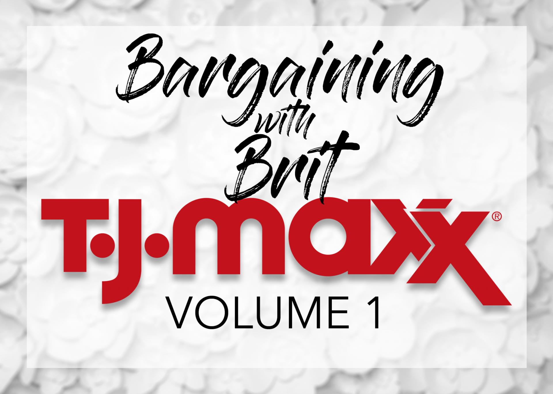 beauty deals at TJ Maxx