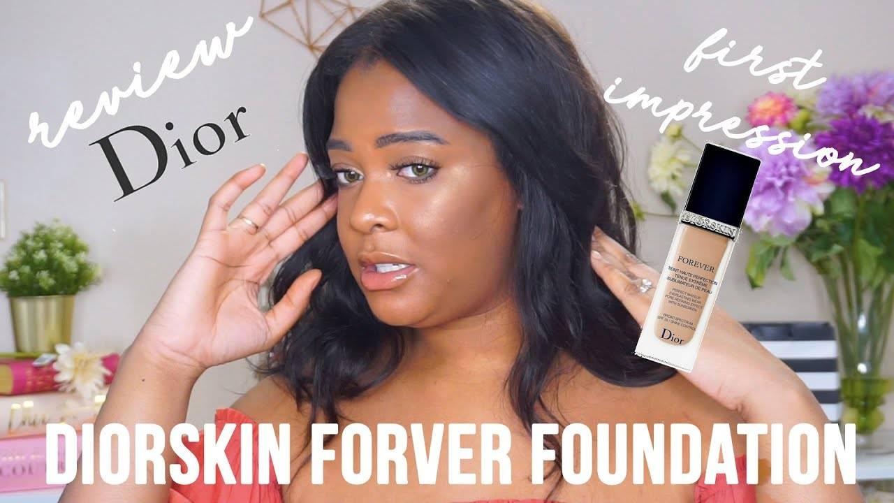 Dior Forever Foundation 050 Review