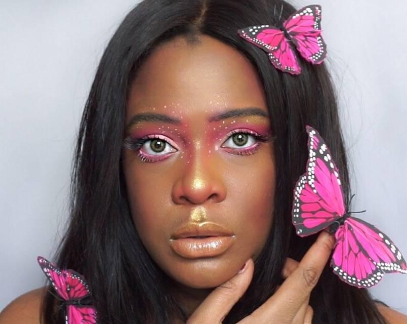 Easy Halloween Makeup Tutoiral