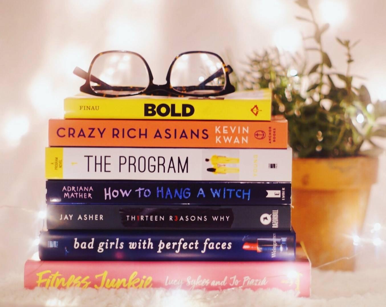 winter reading list YA fiction